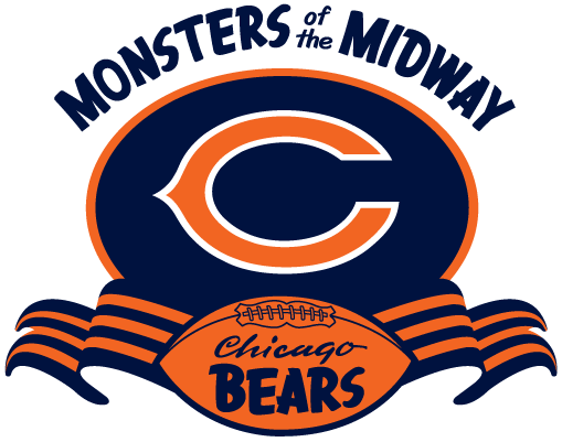 Chicago Bears Transparent Image PNG Image
