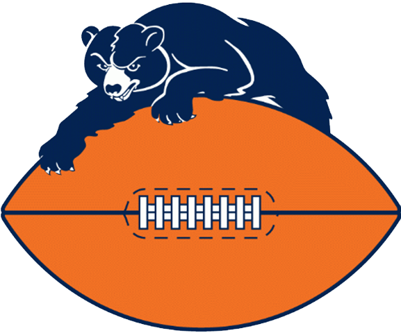Chicago Bears Clipart PNG Image