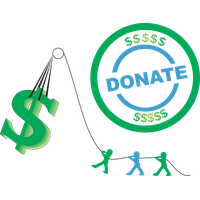 Fundraising Free Download Png PNG Image