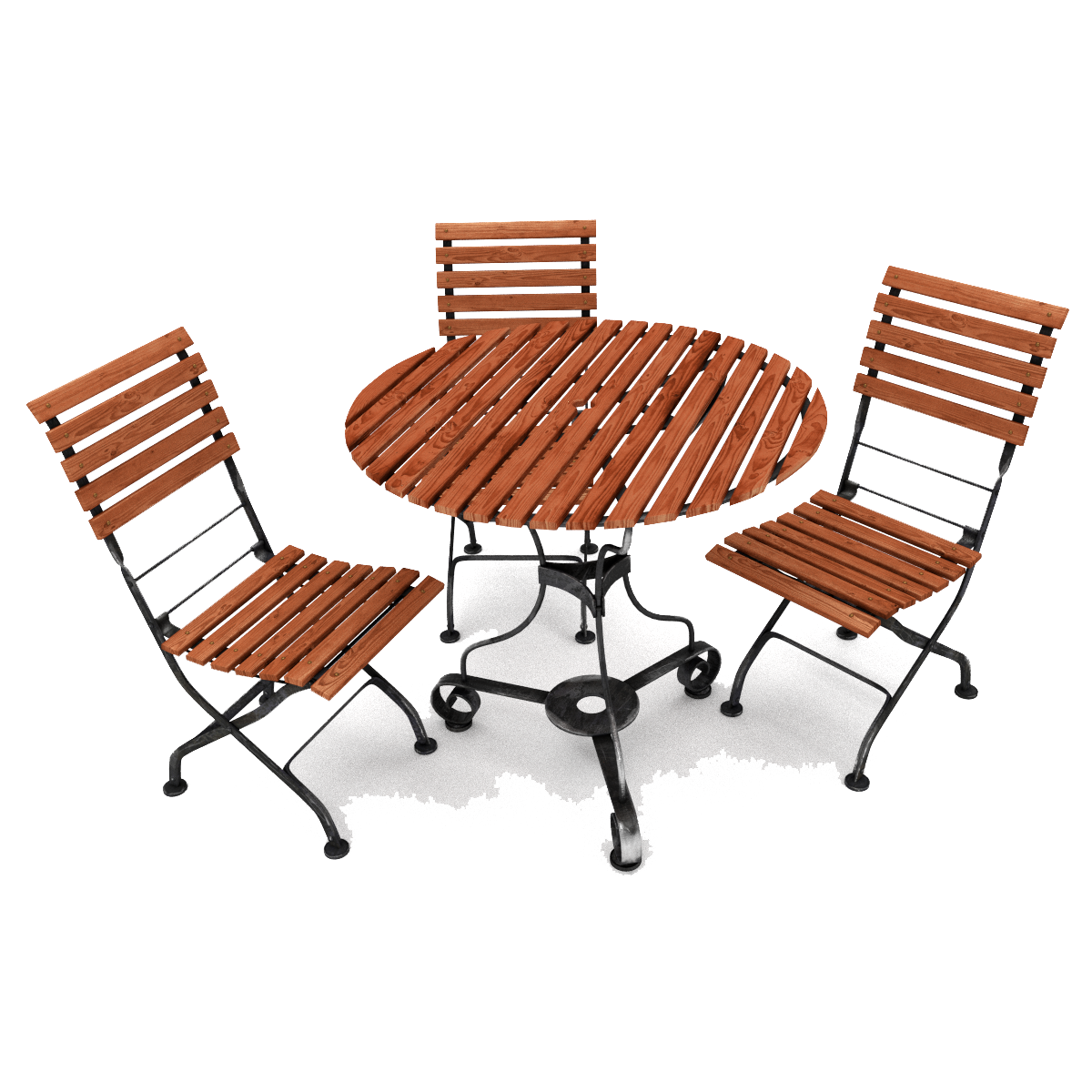 Outdoor Furniture File PNG Image