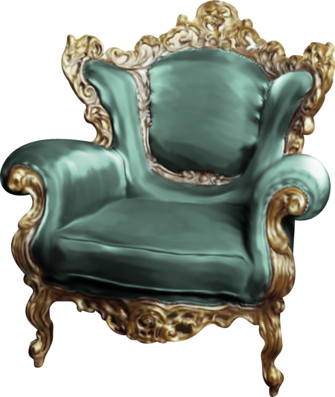 Koltuk Antique Chair Seat PNG Image High Quality PNG Image