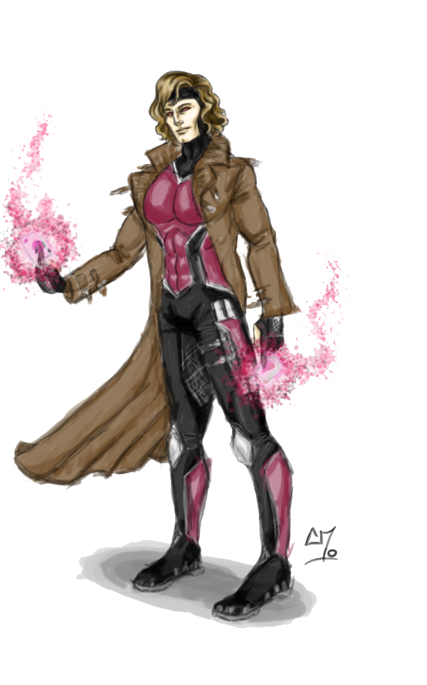 Gambit Clipart PNG Image
