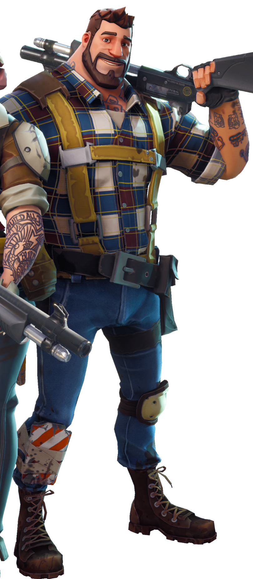 Protective Equipment Personal Royale Fortnite Mercenary Battle PNG Image
