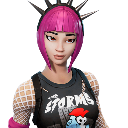 Pink Chord Power Royale Fortnite Headgear Battle PNG Image