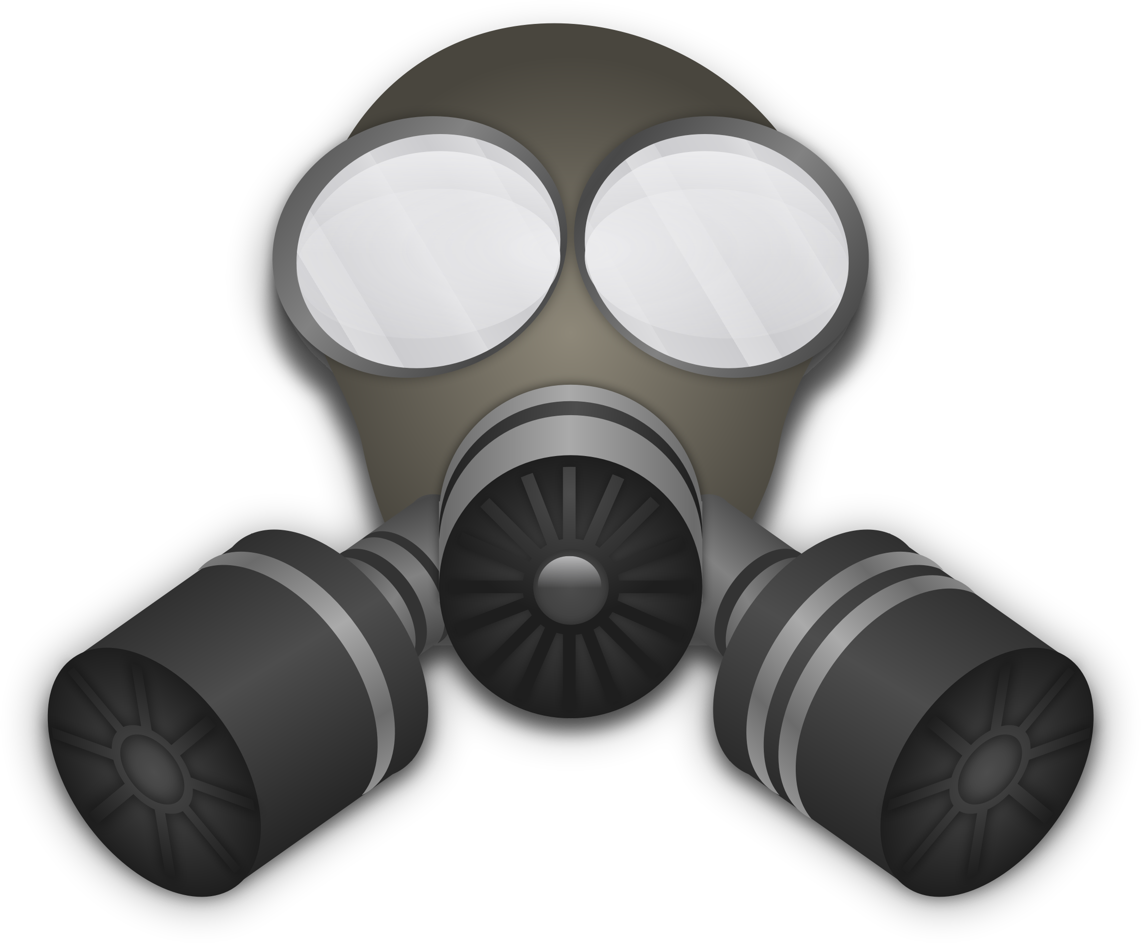 Gas Mask Png Pic PNG Image