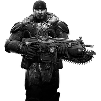 Gears Of War Picture PNG Image