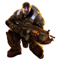 Gears Of War Transparent PNG Image