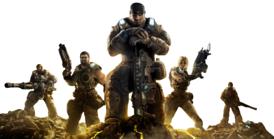 Gears Of War Free Download Png PNG Image