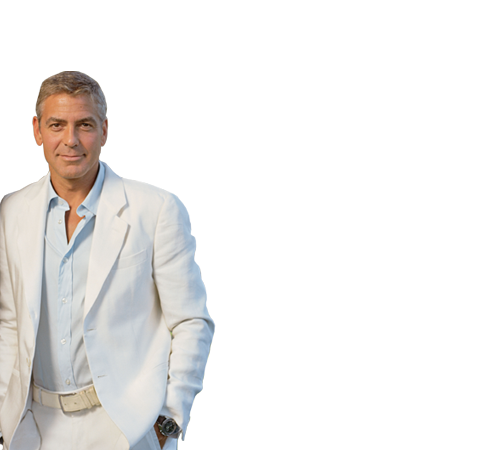 George Clooney Photos PNG Image