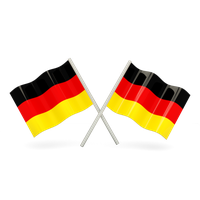 Germany Flag Transparent PNG Image