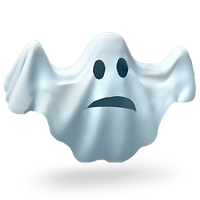 Ghost Transparent PNG Image