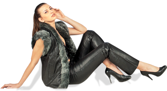 Woman Model Transparent PNG Image