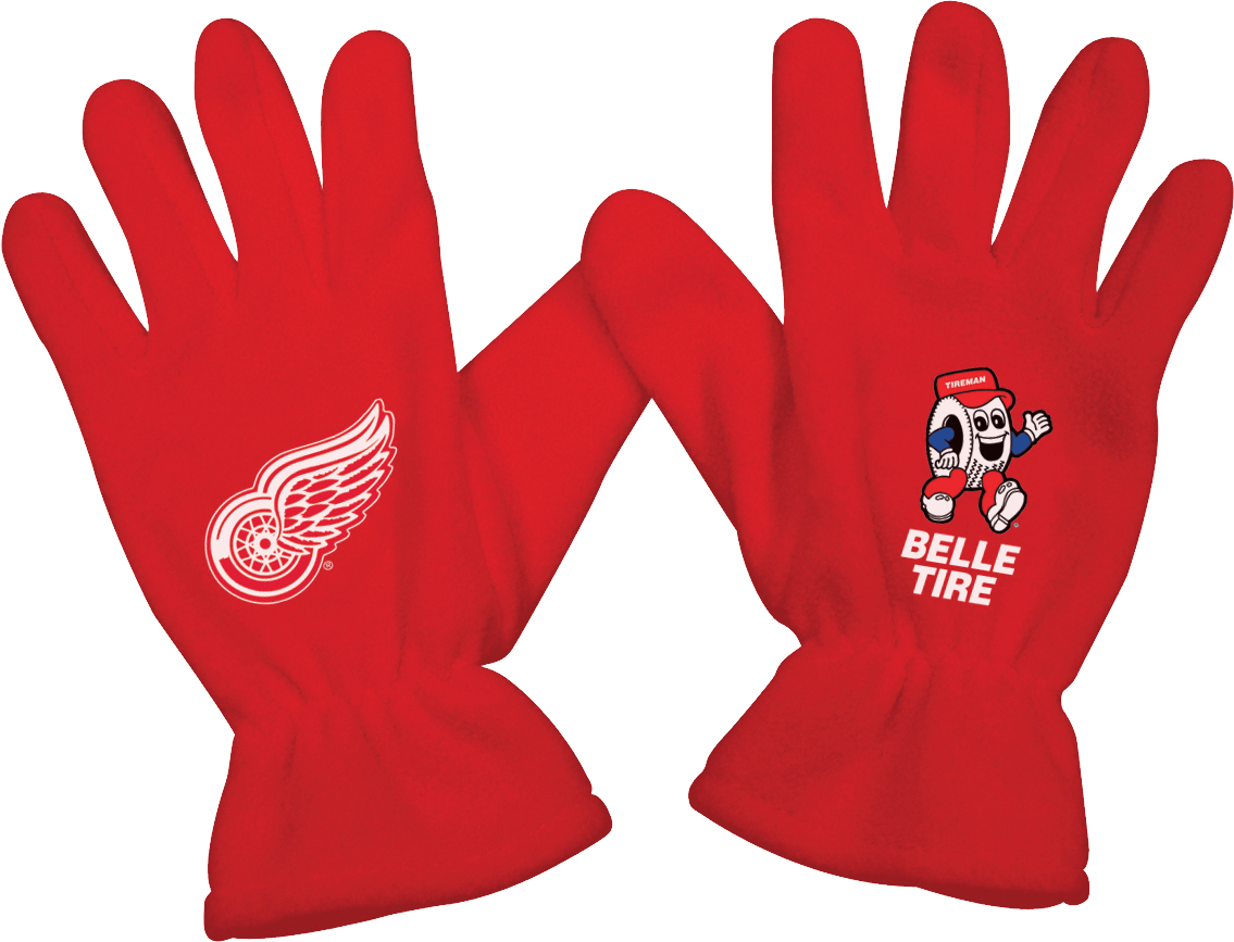 Red Gloves Png Image PNG Image