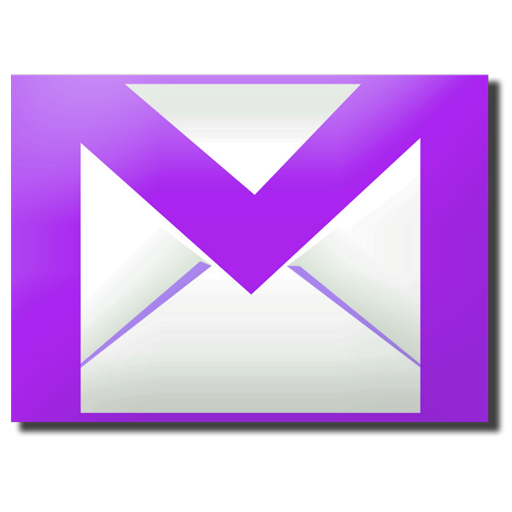 Google Purple By Inbox Address Email Gmail PNG Image