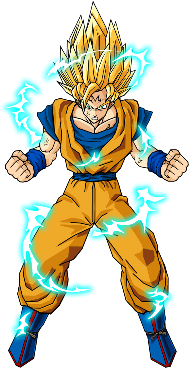 Goku Picture PNG Image