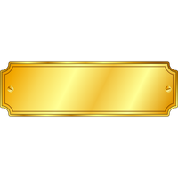 Gold File PNG Image