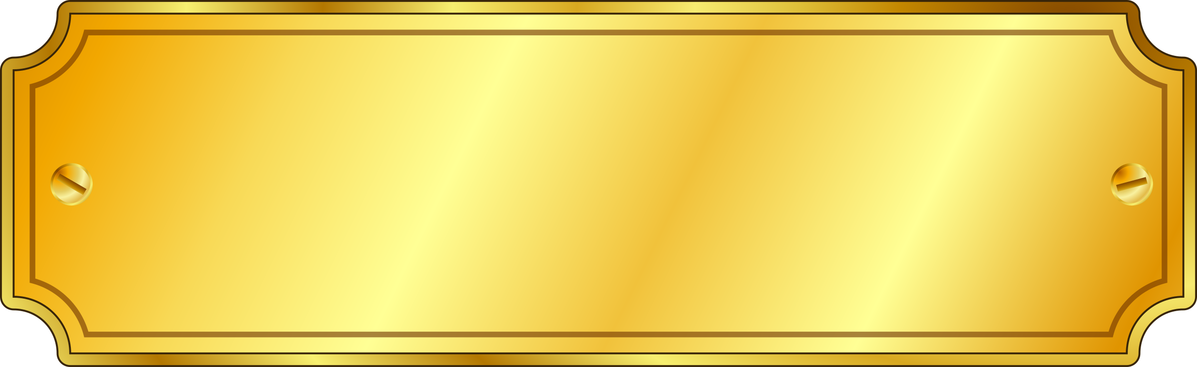 Gold Transparent Image PNG Image