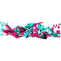 Graffiti Transparent Image PNG Image