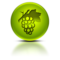 Grapes Icon PNG Image