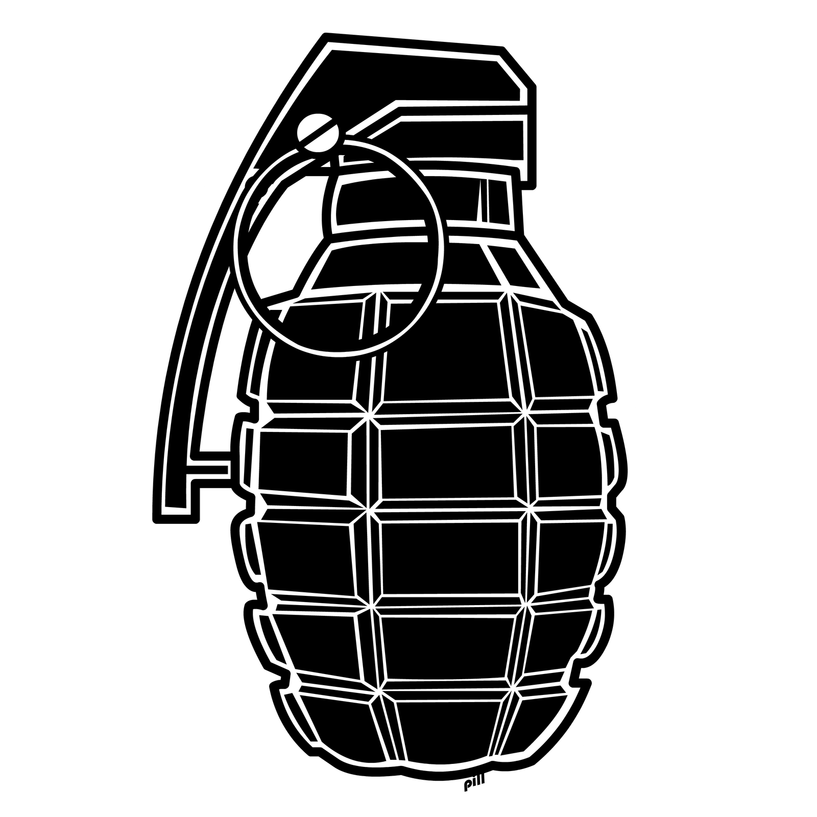 Hand Grenade Png Image PNG Image