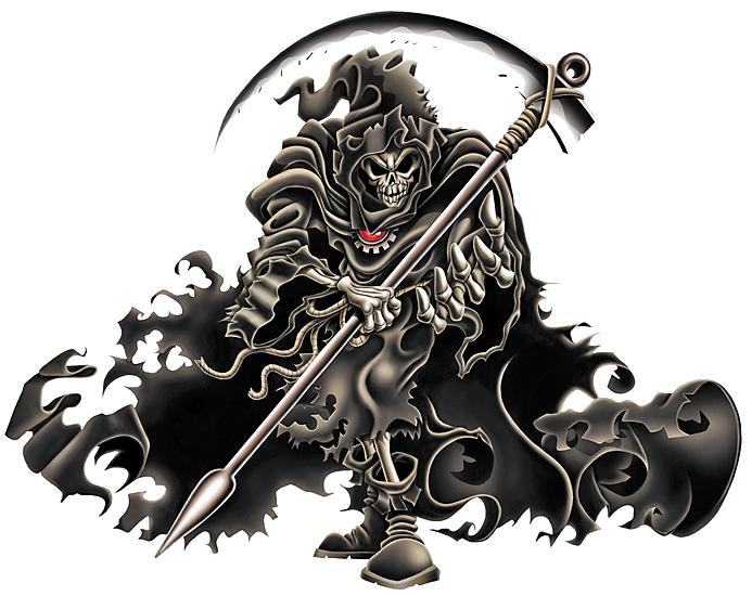Download Grim Reaper Image HQ PNG Image
