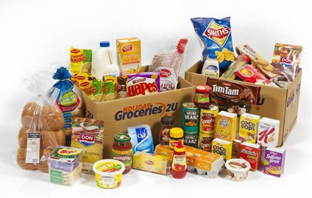 Groceries Free HD Image PNG Image