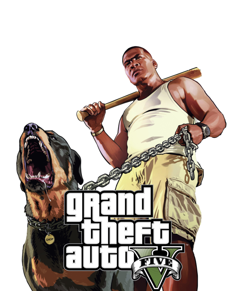 Grand Theft Auto V Transparent PNG Image