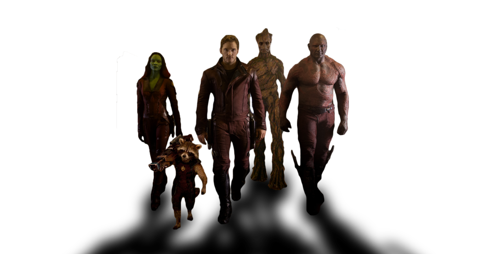 Guardians Of The Galaxy Photo PNG Image