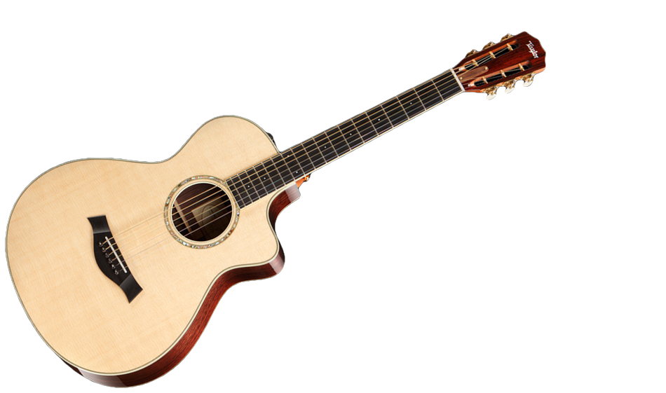 Taylor Acoustic Guitar PNG Image