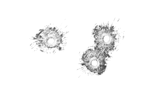 Gunshot Photo PNG Image