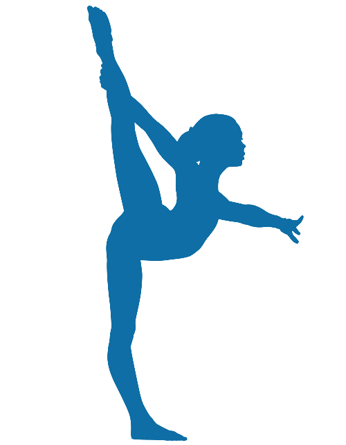 Gymnastics Transparent PNG Image