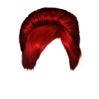 Haircut Transparent Background PNG Image