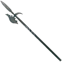Halberd Picture PNG Image