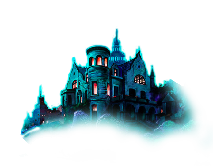 Haunted Horror Wallpaper Halloween House PNG Download Free PNG Image