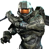 Master Chief Hd PNG Image