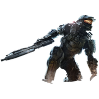Master Chief File PNG Image