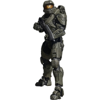Master Chief Transparent Image PNG Image