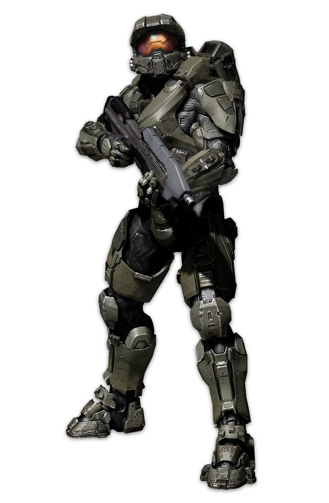 Master Chief Clipart PNG Image