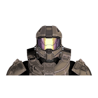 Master Chief Transparent PNG Image