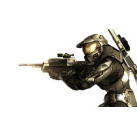 Master Chief Transparent Background PNG Image