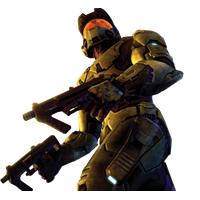 Master Chief PNG Image