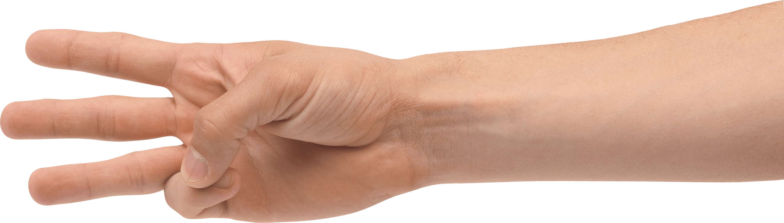Three Finger Hand Hands Png Hand Image  PNG Image