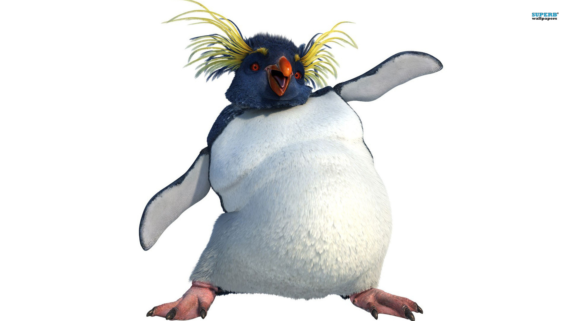 Happy Feet Clipart PNG Image