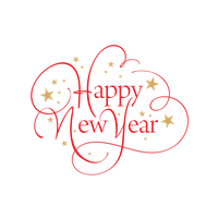 Happy New Year Png File PNG Image