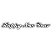 Happy New Year Free Download Png PNG Image