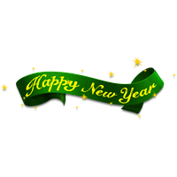 Happy New Year Png Pic PNG Image