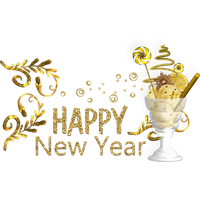 Happy New Year Png Image PNG Image