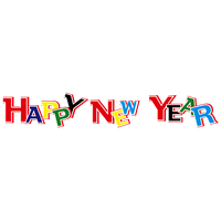 Happy New Year Download Png PNG Image