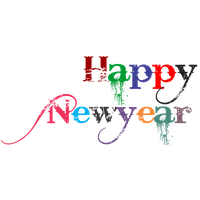 Happy New Year Picture PNG Image