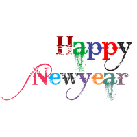 Happy New Year Png Hd PNG Image